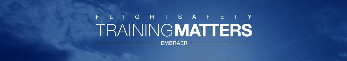Embraer Training Matters